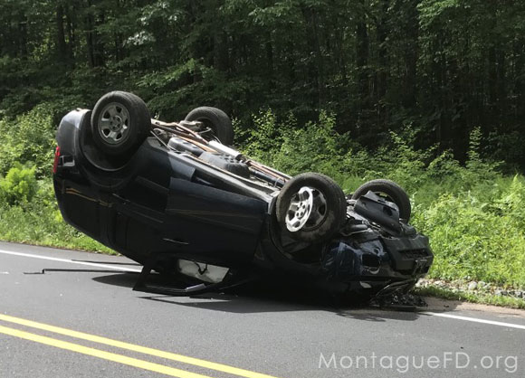 One Car Rollover‏