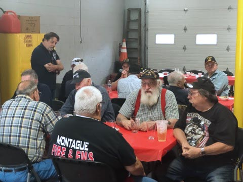 Old Timers Thank You Event 2019