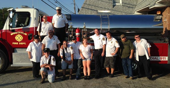 165th Annual Port Jervis parade on July 11, 2015